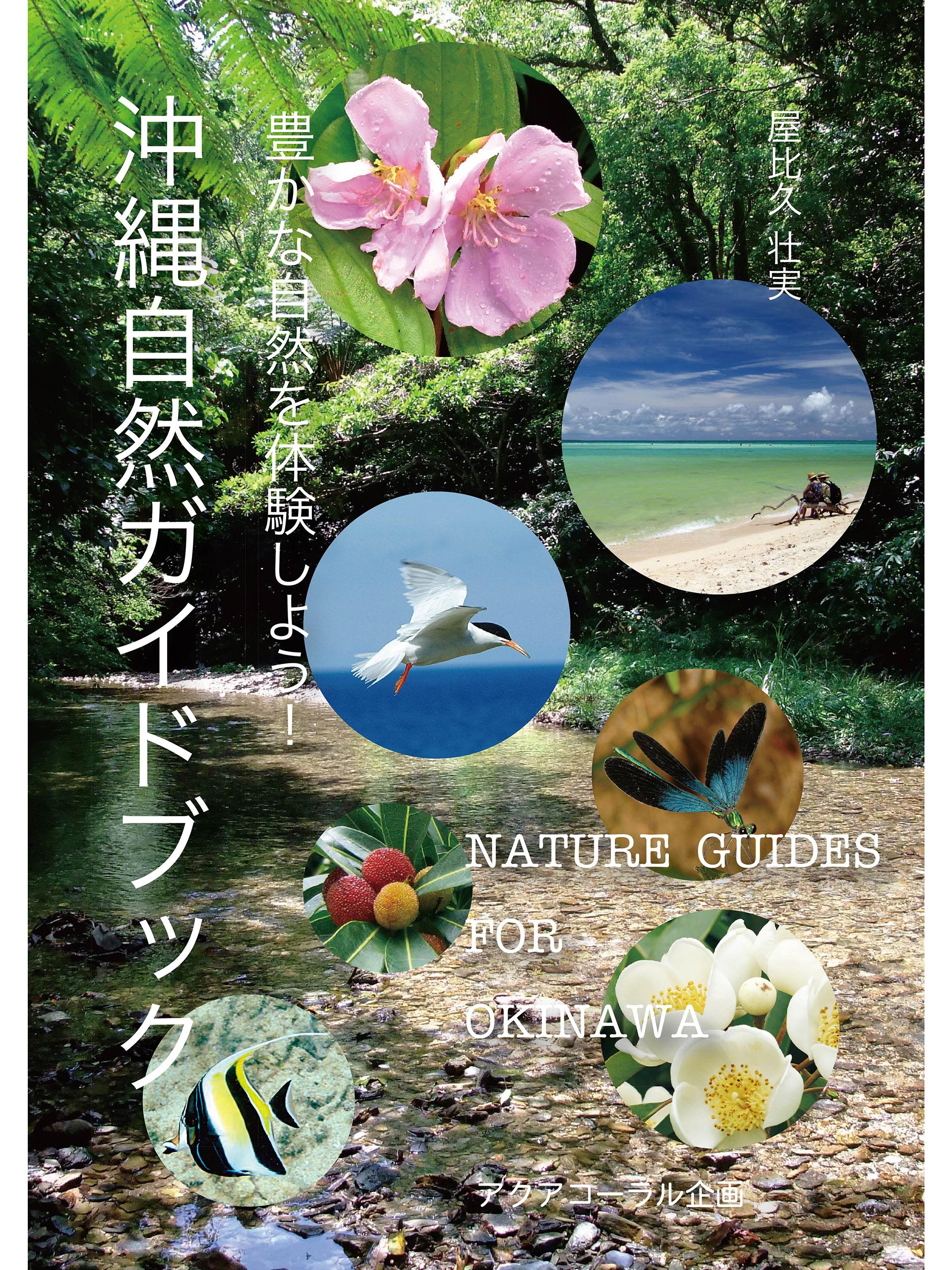 沖縄自然ガイドブック 豊かな自然を体験しよう!