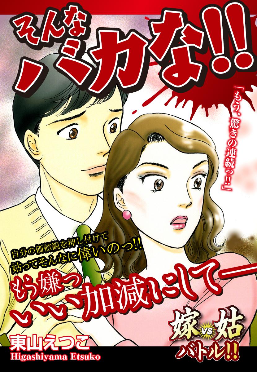 嫁vs姑 そんなバカな!! 嫁姑シリーズ37