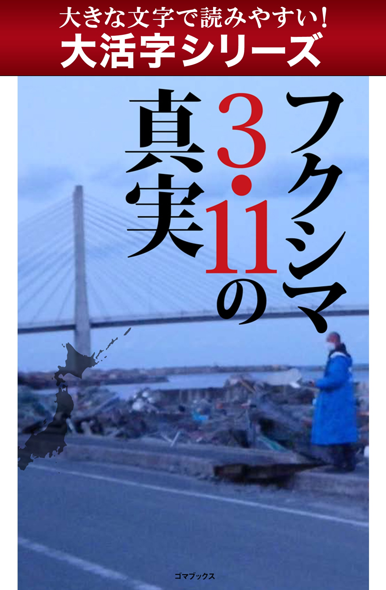【android/kindle端末対応 大活字シリーズ】フクシマ3.11の真実